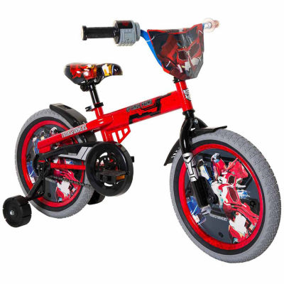"16"" Transformers Optimus Prime Bike"""
