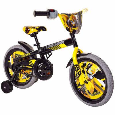 "16"" Transformers Bumblebee Bike"""