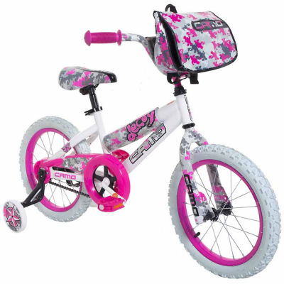 "16"" Girls Camo Decoy Bike"""