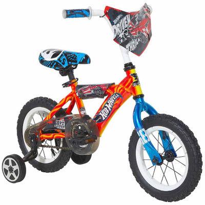 """12"""" Hot Wheels Bike"""""""