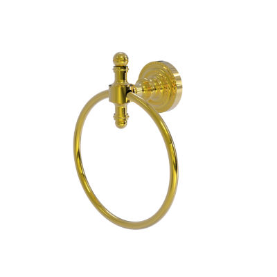 Allied Brass Retro Dot Towel Ring