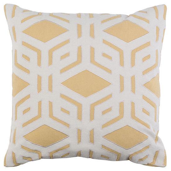 Decor 140 Hapeville Square Throw Pillow