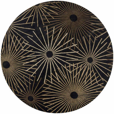 Decor 140 Oamaru Hand Tufted Round Rugs