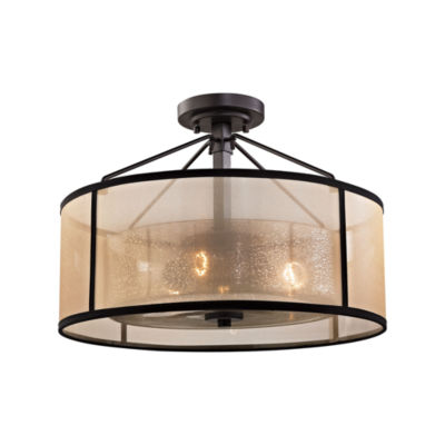 Elk Lighting Diffusion Flush Mount Lighting