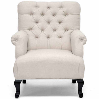 Baxton Studio Joussard Club Chair