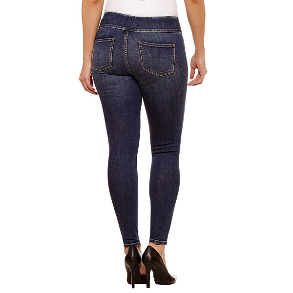 Bold Elements Pull-on Shaping Jeggings