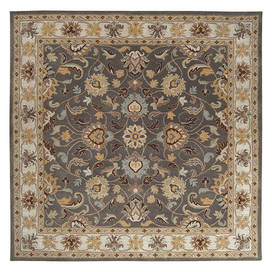 Decor 140 Adley Hand Tufted Square Indoor Rugs