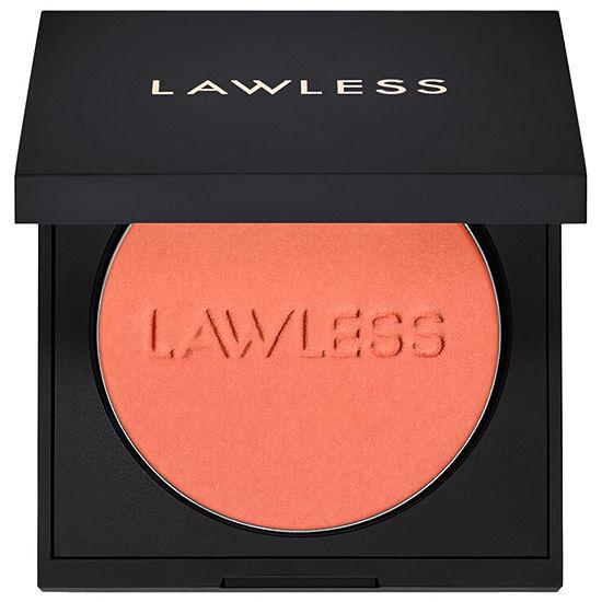 LAWLESS Make Me Blush Talc-Free Velvet Blush