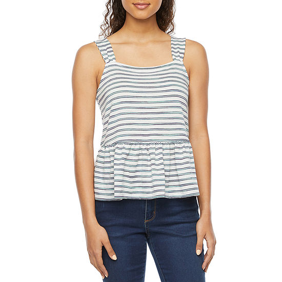 a.n.a Tall Womens Square Neck Camisole