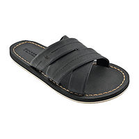 Deals on Dockers Mens Slide Sandals