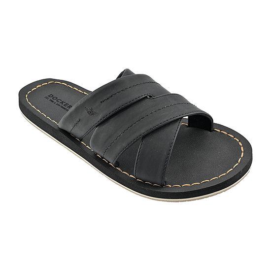 Dockers Mens Slide Sandals