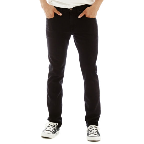 Arizona Basic Flex Skinny Jeans