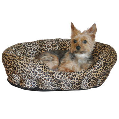 Self-Warming Nuzzle Nest Pet Bed
