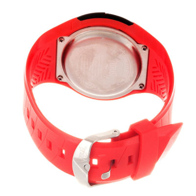 Everlast Unisex Red Strap Watch-Evwf015re