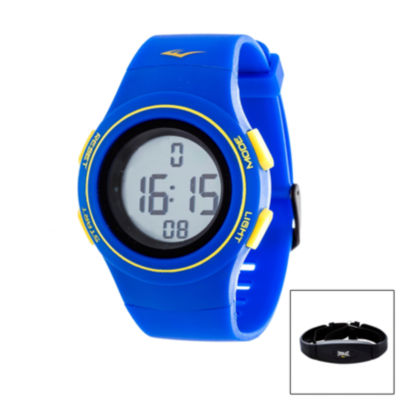 Everlast Unisex Blue Strap Watch-Evwhr006nb