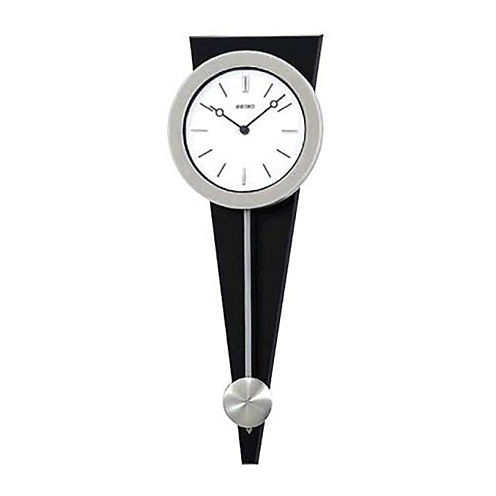 Seiko White Wall Clock-Qxc111slh