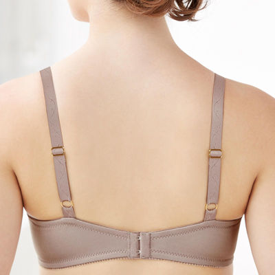 "Glamorise ""The Perfect A"" Wireless T-Shirt Full Coverage Bra-3010"