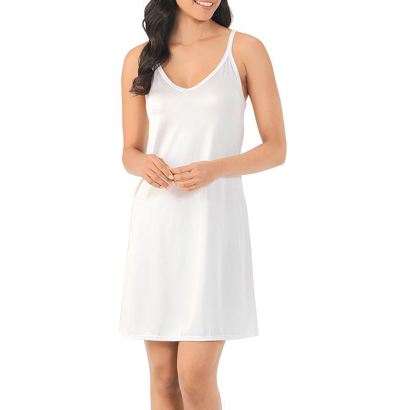 "Vanity Fair 20"" Reversible Full Slip - 10858 plus size,  plus size fashion plus size appare"