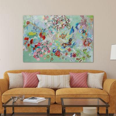 "iCanvas® Limon Sutil by Lia Porto 18x28"" Canvas Wall Art"