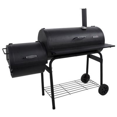 Char-Broil Offset Charcoal Smoker