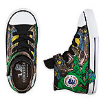 Converse 1v High Top Dinoverse Toddler Boys Sneakers Elastic
