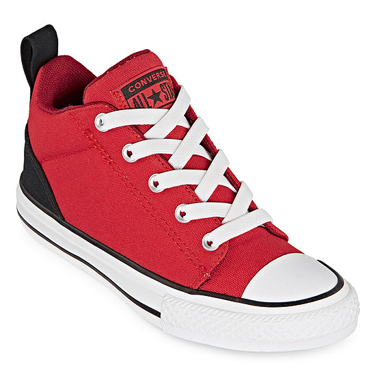 Converse Ollie Mid Little/Big Kid Boys Lace up Sneakers