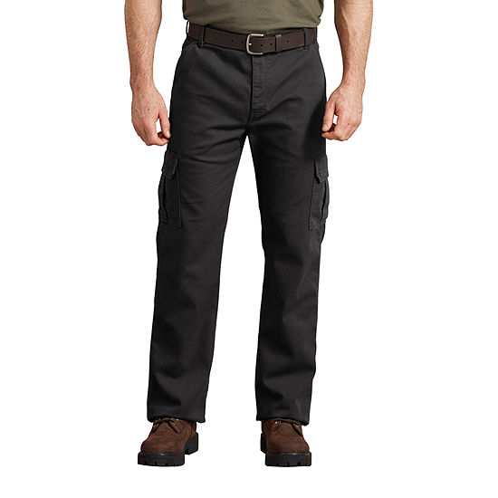 Dickies Mens Mid Rise Regular Fit Cargo Pant