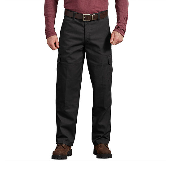 Dickies® FLEX Active Waist Regular Fit Cargo Work Pants