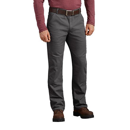 Dickies® FLEX Regular Fit Tough Max™ Duck Double Knee Pants