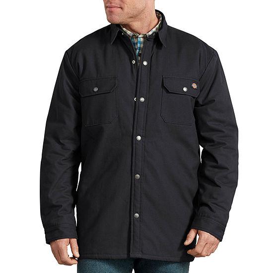 Dickies® Plaid Lined Shirt Jacket