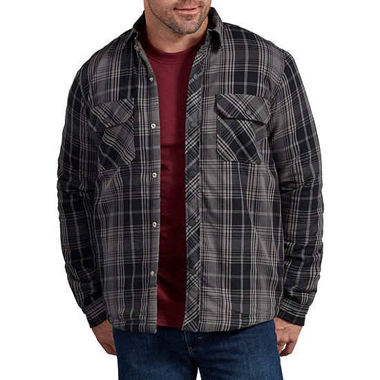 Dickies® Sherpa Lined Shirt Jacket