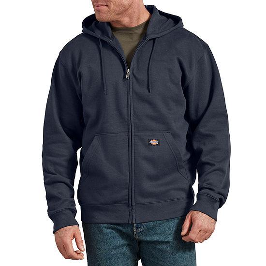 Dickies® Fleece Full Zip Hoodie