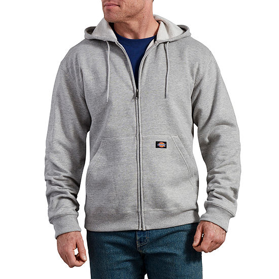 Dickies® Fleece Full Zip Hoodie