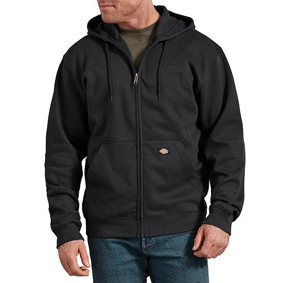 Dickies® Fleece Full Zip Hoodie - Big & Tall