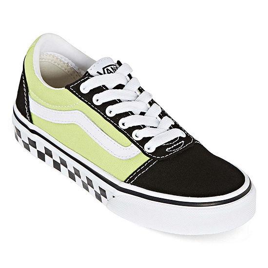 Vans Ward Boys Skate Shoes Lace Up