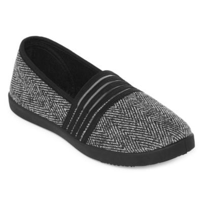 Mixit Womens Slip-On Shoe Closed Toe