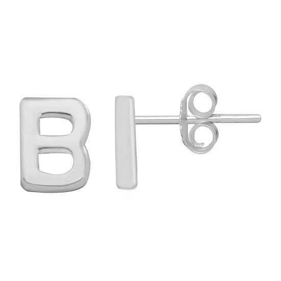 Itsy Bitsy Sterling Silver 5.5mm Stud Earrings