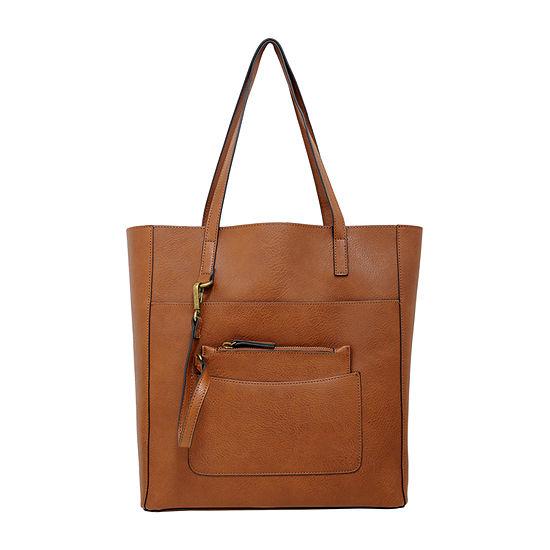 St. John's Bay Bib Tote Bag