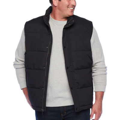 The Foundry Supply Co. Puffer Vest Big and Tall