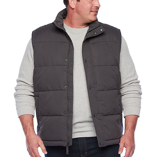 The Foundry Big & Tall Supply Co. Puffer Vest