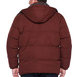 The Foundry Big & Tall Supply Co. Water Resistant Heavyweight Puffer Jacket - Big and Tall