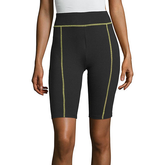 "Flirtitude Womens 3 1/2"" Bike Short-Juniors"