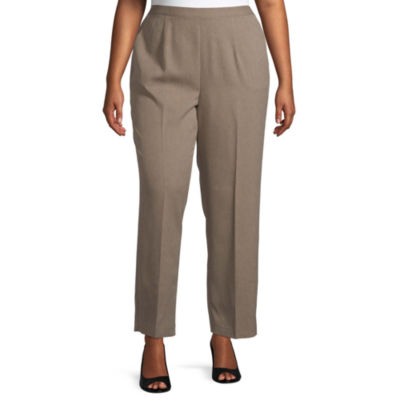 Alfred Dunner Proportioned Short Pant-Plus