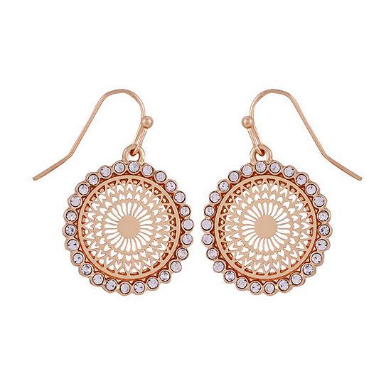 Arizona Coin Drop Earrings