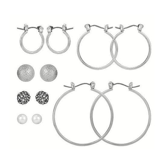 Arizona 6 Pair Earring Set