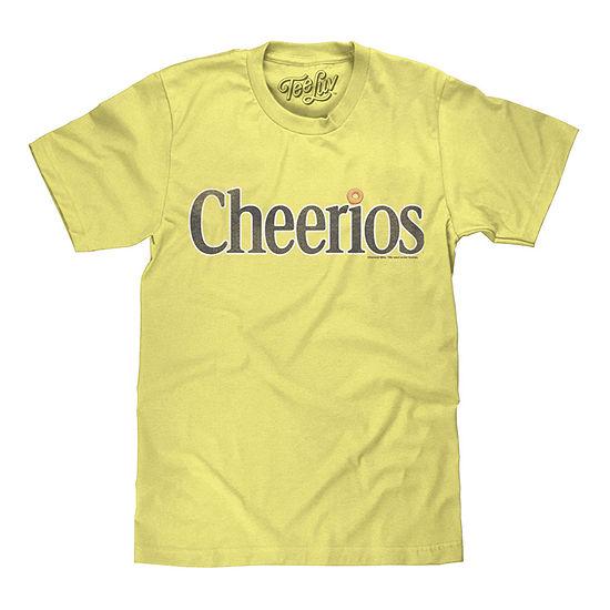 Mens Cheerios Graphic T-Shirt