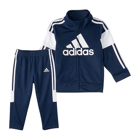 adidas Toddler Boys 2-pc. Pant Set