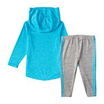 adidas Toddler Girls 2-pc. Pant Set