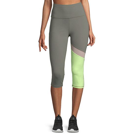 Xersion Train High Rise Workout Capris