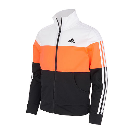 adidas Big Girls Lightweight Track Jacket